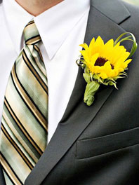 Wedding Corsages & Boutonnieres