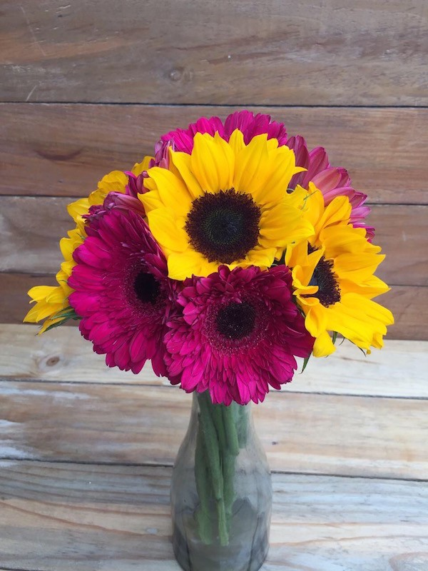 Good Morning Sunshine | Next Day Bouquets - Flower Explosion