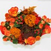 Orange Mix Centerpiece Medium