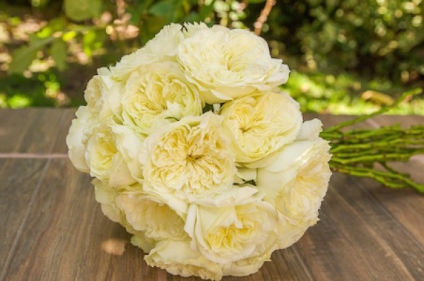 Annice Garden Rose Bouquet