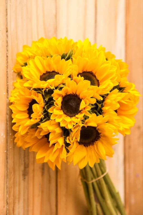 Mini Yellow Sunflowers Bouquet