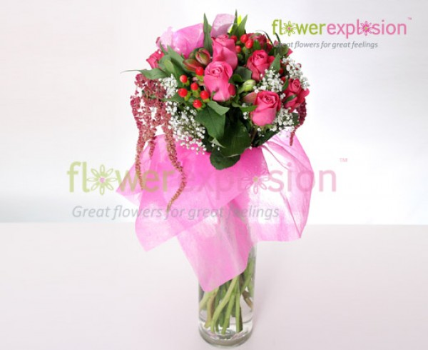 To the Best mom Bouquet