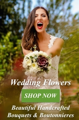 Wedding Flower Packages - Flower Explosion
